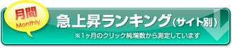 月間急上昇ランキング(サイト別)